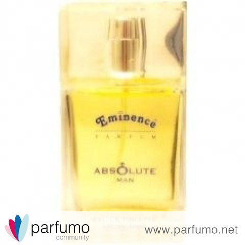 Absolute Man von Eminence Parfums