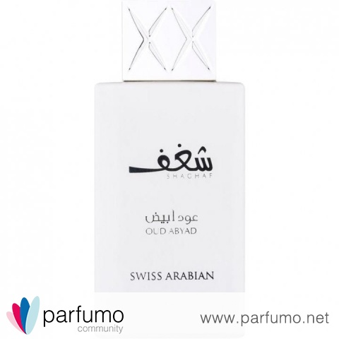Shaghaf Oud Abyad by Swiss Arabian