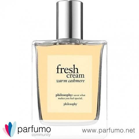 Fresh Cream Warm Cashmere von Philosophy