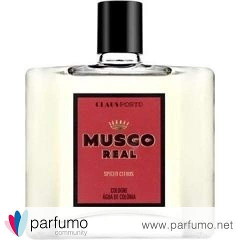 Musgo Real - Spiced Citrus by Claus Porto