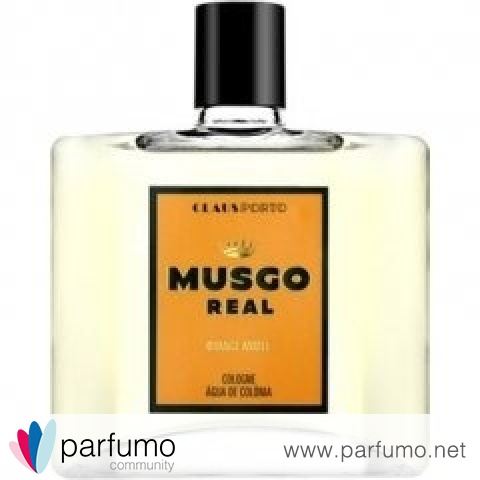Musgo Real - Orange Amber by Claus Porto