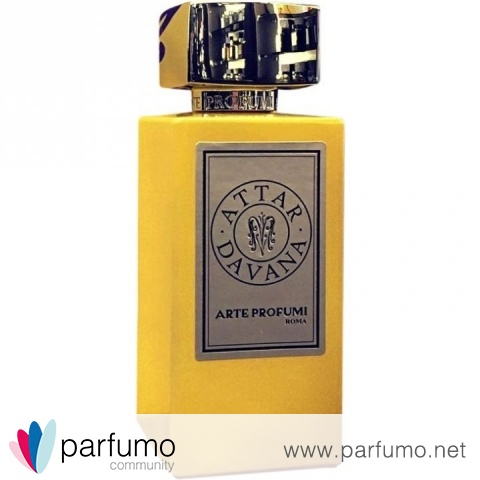 Attar Davana by Arte Profumi