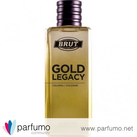 Brut Gold Legacy by Brut (Helen of Troy)