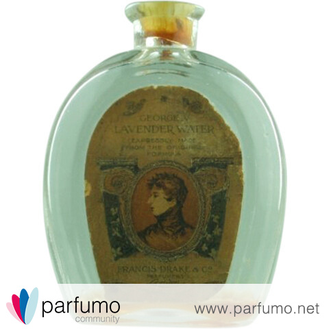 George IV Lavender Water by Francis Drake & Co.
