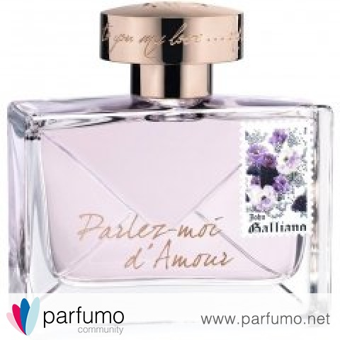 Parlez-moi d'Amour (Eau de Toilette) by John Galliano