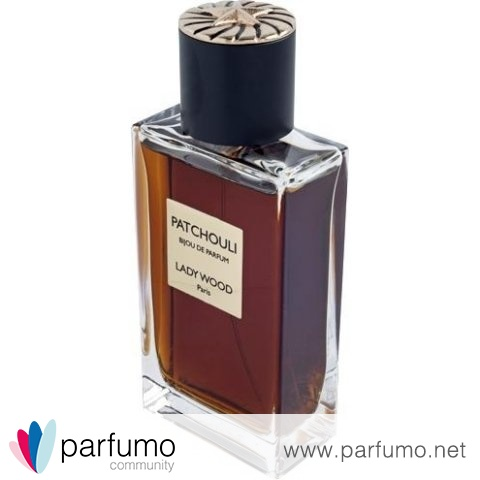 Lady Wood - Patchouli von Mademoiselle Wood
