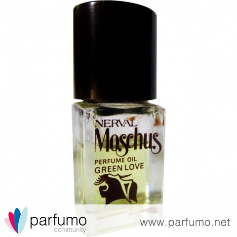 Moschus Green Love (Perfume Oil)
