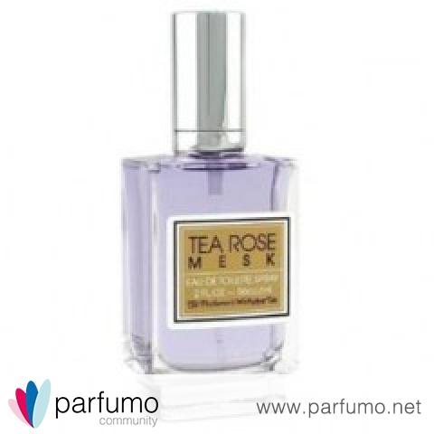 Tea Rose Mesk by Perfumer's Workshop