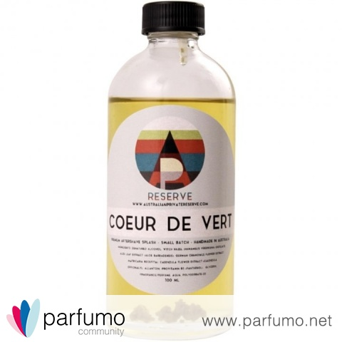 Coeur de Vert (Aftershave) von Australian Private Reserve
