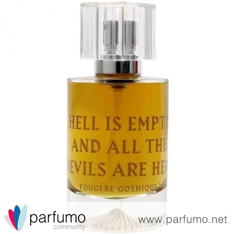 Fougère Gothique - Hell is empty and all the Devils are here (Eau de Parfum) by Barrister And Mann
