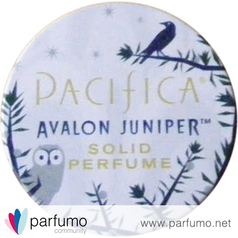 Avalon Juniper (Solid Perfume) by Pacifica