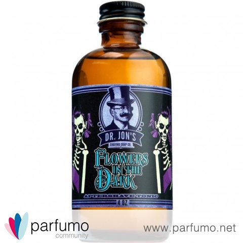 Flowers in the Dark (Aftershave) von Dr. Jon's