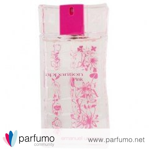 Apparition Pink by Emanuel Ungaro