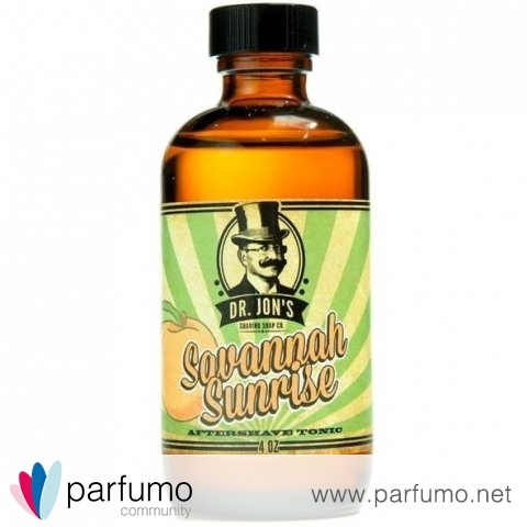 Savannah Sunrise (Aftershave) von Dr. Jon's