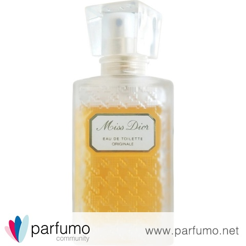 Miss Dior (Eau de Toilette Originale) by Miss Dior (Eau de Toilette Originale)