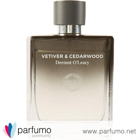 Vetiver & Cedarwood by Dermot O'Leary