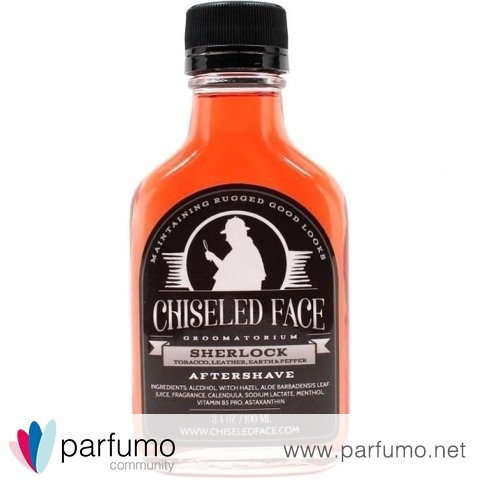 Sherlock (Aftershave) von Chiseled Face