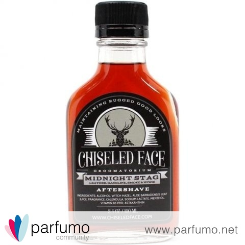 Midnight Stag (Aftershave) von Chiseled Face