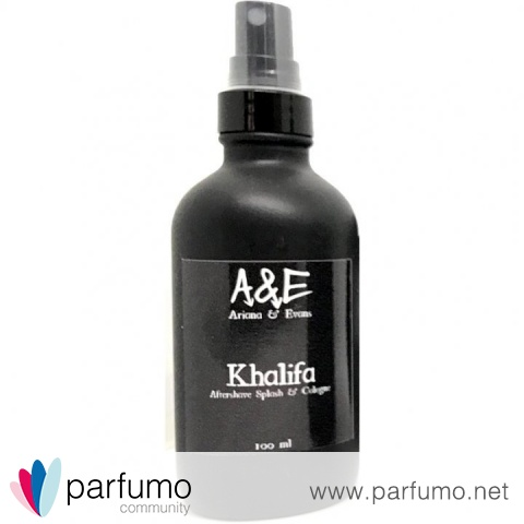 Khalifa (Aftershave) von A & E - Ariana & Evans