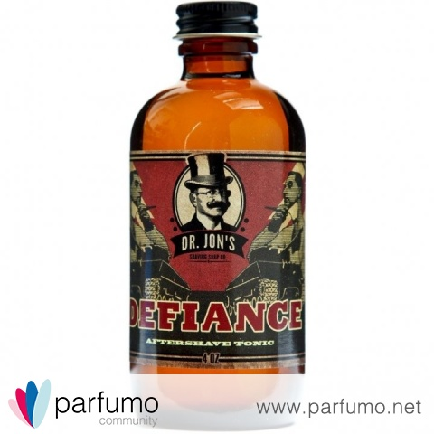 Defiance Aftershave Tonic by Dr. Jon's