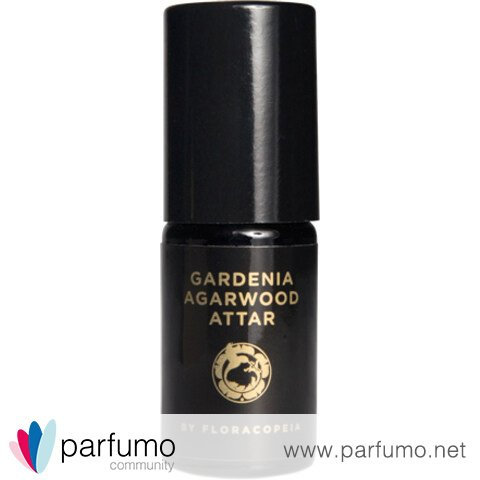 Gardenia Agarwood Attar by Floracopeia
