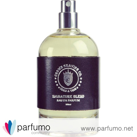 Signature Blend (Eau de Parfum) by Crown Shaving Co.