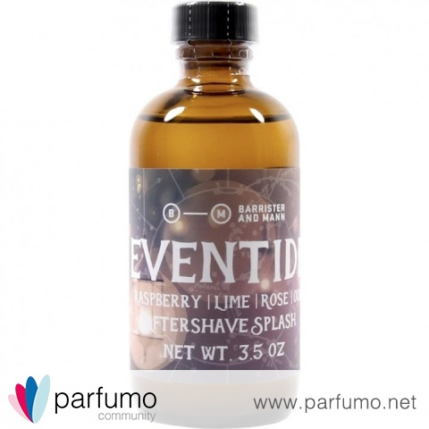 Eventide (Aftershave) von Barrister And Mann