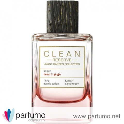 Clean Reserve Avant Garden - Hemp & Ginger by Clean