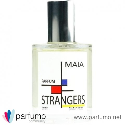 Maia by Strangers