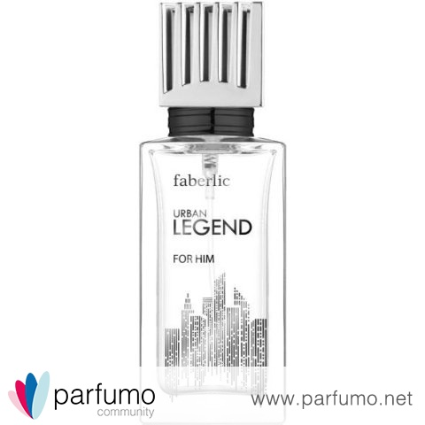 Urban Legend for Him by Faberlic