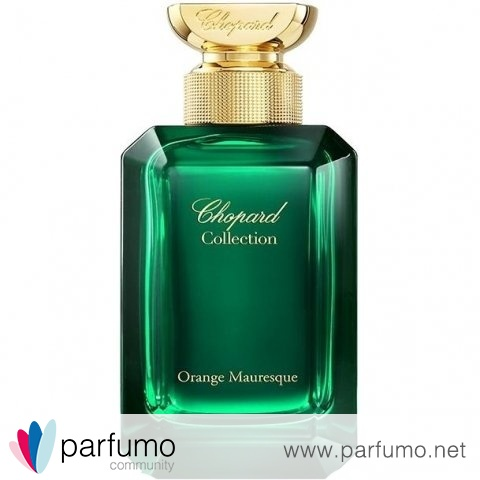 Orange Mauresque by Chopard