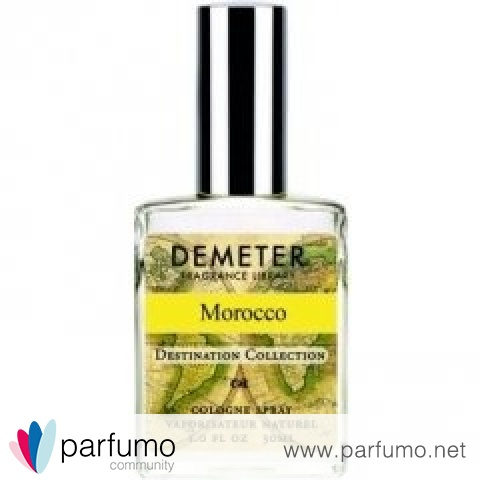 Destination Collection - Morocco von Demeter Fragrance Library / The Library Of Fragrance