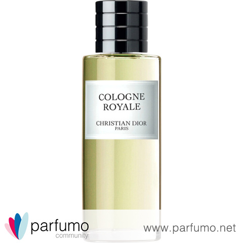 Cologne Royale by Dior