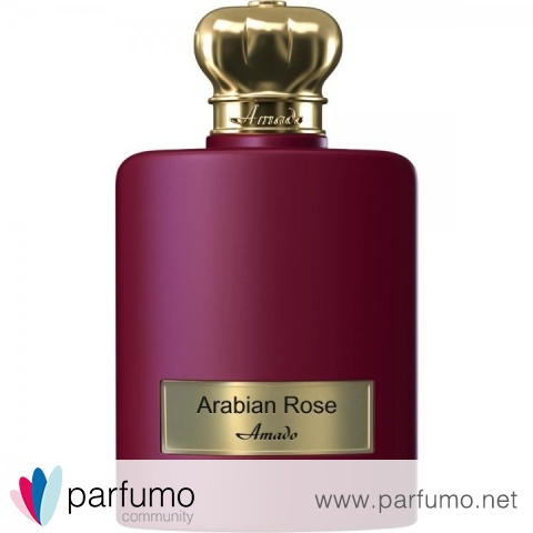 Arabian Rose by Amado