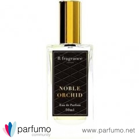 Noble Orchid / ノーブルオーキッド by R fragrance / アールフレグランス