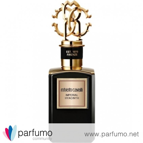 Imperial Hyacinth by Roberto Cavalli