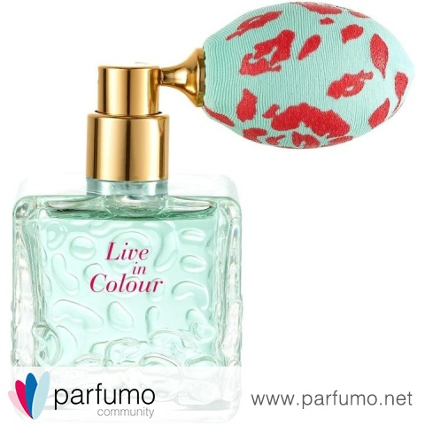 Live In Colour by Oriflame