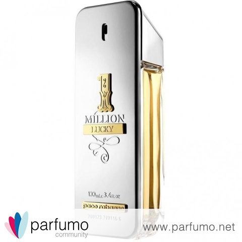 c84edbbfed 1 Million Lucky by Paco Rabanne. Where to buy