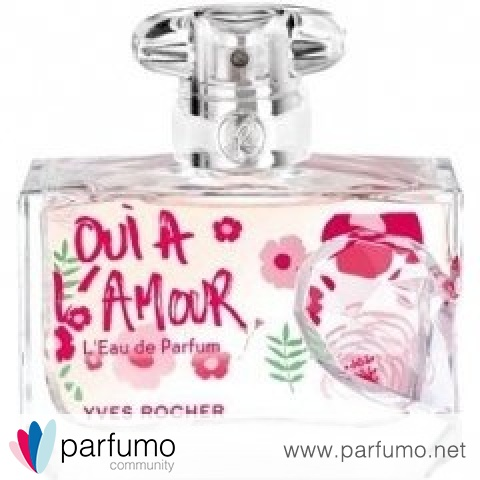 Oui à L'Amour Flacon Collector by Yves Rocher