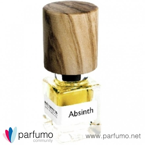 Absinth (Oil-based Extrait de Parfum) von Nasomatto