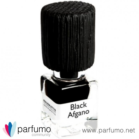 Black Afgano (Oil-based Extrait de Parfum) by Nasomatto