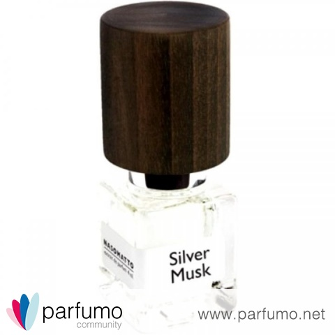 Silver Musk (Oil-based Extrait de Parfum) by Nasomatto