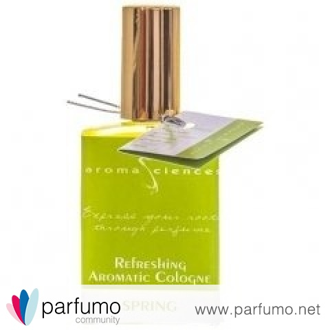 Refreshing Aromatic Cologne - Spring by Aroma Sciences