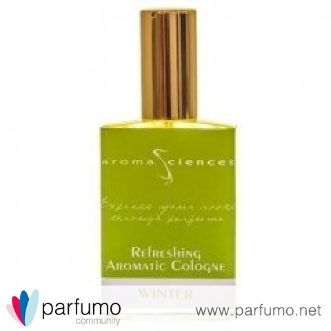 Refreshing Aromatic Cologne - Winter von Aroma Sciences