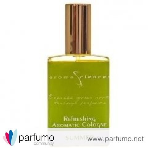 Refreshing Aromatic Cologne - Summer by Aroma Sciences