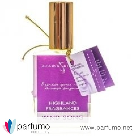 Highland Fragrances - Wind Song von Aroma Sciences