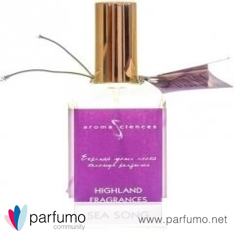 Highland Fragrances - Sea Song von Aroma Sciences