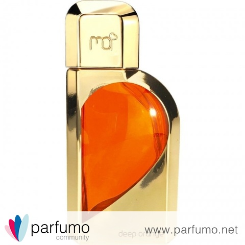 Ready To Love - Deep Orange by Manish Arora