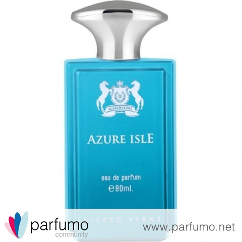 Azure Isle by Alfred Verne