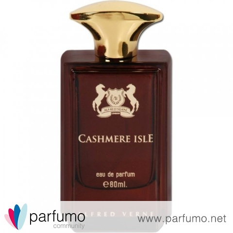 Cashmere Isle by Alfred Verne